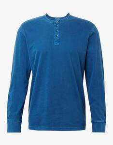 Tom Tailor - Henley-Sweatshirt