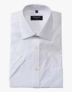Bexleys man - Dresshemd, kurzarm, uni, REGULAR FIT