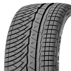 Michelin Pilot Alpin PA4 ZP 245/45 R18 100V XL MOE * M+S Winterreifen