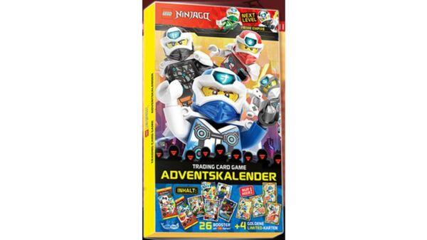 LEGO Ninjago 5 Next Level - Adventskalender