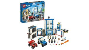 LEGO City - 60246 Polizeistation