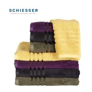 Frottier-Serie 100 % Baumwolle, versch. Größen z. B. 50 x 100 cm, Duschtuch 70 x 140 cm je 12,99