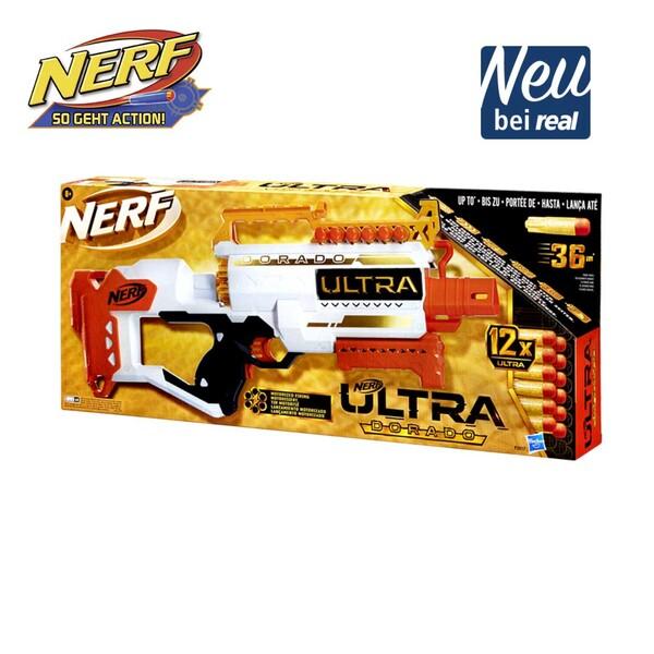 Nerf Ultra Dorado ab 8 Jahren
