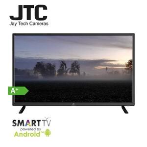 """S32H55363J · HD-TV · 3 x HDMI, 2 x USB, CI+ · integr. Kabel-, Sat- und DVB-T2-Receiver · Maße: H 43,4 x B 73,2 x T 7 cm · Energie-Effizienz A+ (Spektrum A+++ bis D), Bildschirmdiagonale: 31,5""""/"""