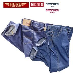 Herren-Jeans Mustang, Hero by John Medoox oder Damen- oder HerrenJeans und -Hosen Stooker • versch. Modelle,  Waschungen und  Größen, ab