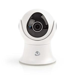 Nedis WLAN Smart IP-Kamera (WIFICO20CWT)