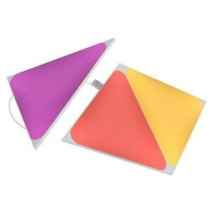 Nanoleaf LED-Panel Shapes Triangles Erweiterung 3er Set 2. Generation