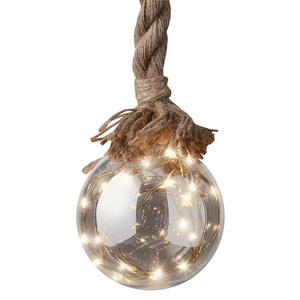 LED-Dekoleuchte Kugel mit Seil