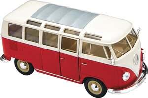 IDEENWELT Modellauto Volkswagen T1 California 1:24