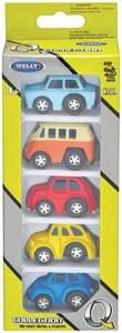 IDEENWELT 5er Set Autos