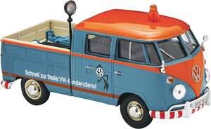 IDEENWELT Modellauto 1:24 Motormax VW Kundendienst