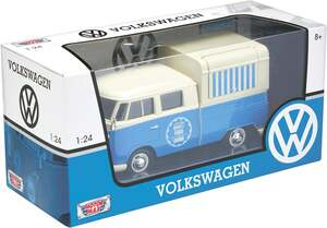 IDEENWELT Modellauto 1:24 Motormax VW Food Truck