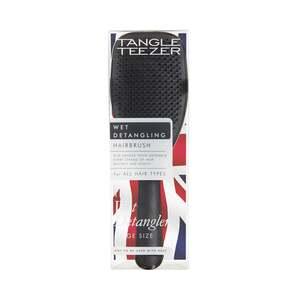 Tangle® Teezer The Wet Detangler Large Black Gloss