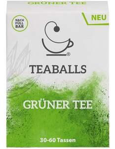 TEABALLS Spender Grüner Tee