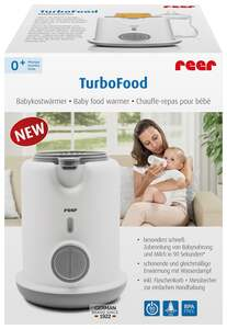 reer Turbo Food Babykostwärmer