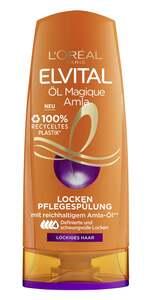 L'Oréal Paris Elvital Öl Magique Amla Locken Pflegespülung