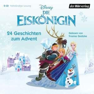 Disney Die Eiskönigin 24 Geschichten zum Advent CD