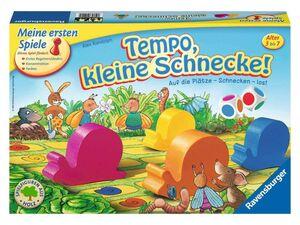 Ravensburger Gesellschaftsspiel Tempo, kleine Schnecke!