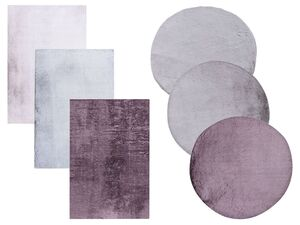 Obsession Teppich »My Flamenco 425«, mit 2-Ton-Farbveredlung, geeignet für Fußbodenheizung
