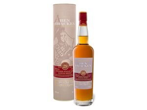 Ben Bracken Speyside Single Malt Scotch Whisky 29 Jahre 40% Vol