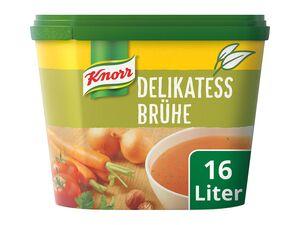 Knorr Klare Delikatessbrühe