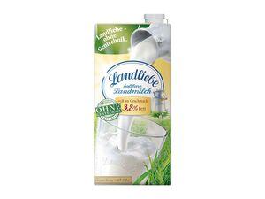 Landliebe haltbare Milch
