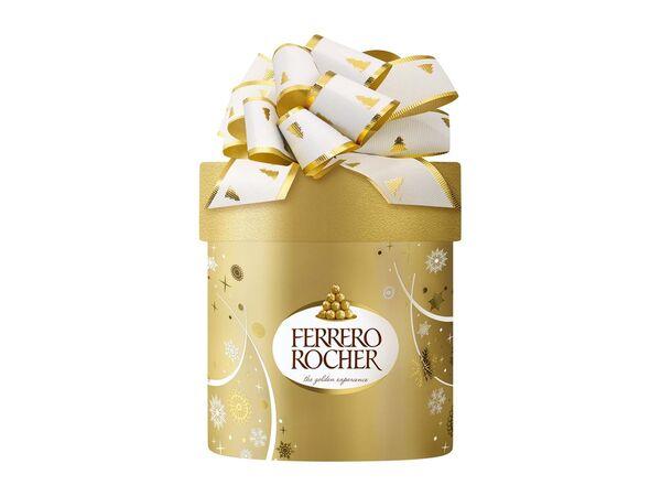 Ferrero Rocher Geschenkzylinder