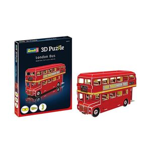 Revell Mini 3D Puzzle - London Bus