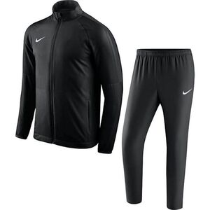 Men's Nike Dry Academy 18 Football Tracksuit schwarz S