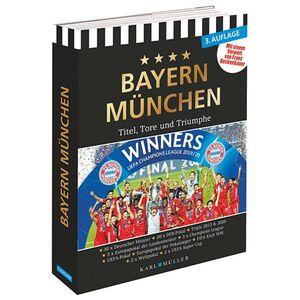 Bayern München Fußball-Buch