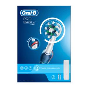 Oral-B Pro Expert+ Elektrische Zahnbürste
