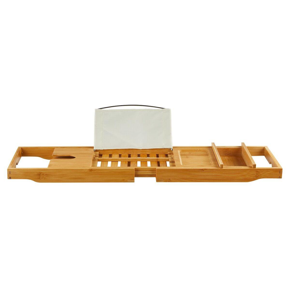 Bild 1 von EASY HOME®  Bambus-Badewannenablage