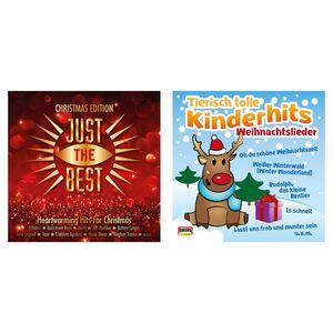 Weihnachtsmusik-CD