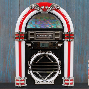 Mini-Jukebox Maginon CBJ-10CD