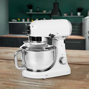 Küchenmaschine MD 16480 weiß1