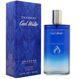 Davidoff Cool Water Aquaman Collector Edition Eau de Toilette 125 ml für Herren