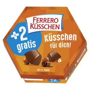 Ferrero Küsschen 20+2 Stück