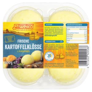 Friweika frische Kartoffelklöße 500g
