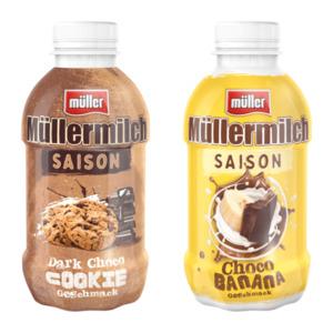 müller Müllermilch Saison