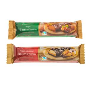 WINTERTRAUM     Nugat Baumstamm