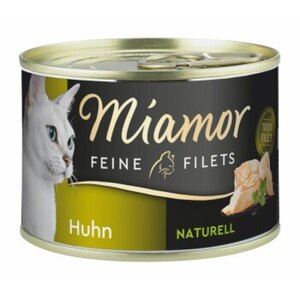 Miamor Feine Filets Naturell 12x156g Huhn