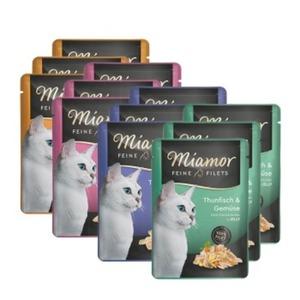 Miamor Feine Filets in Jelly Mixpaket 24x100g