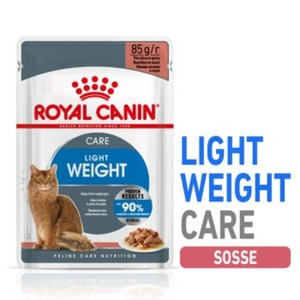 Royal Canin Light Weight 12x85g in Soße