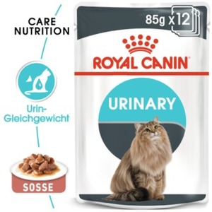 Royal Canin Urinary Care 12x85g in Soße