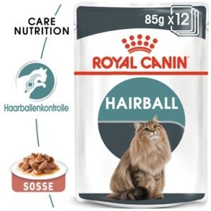 Royal Canin Hairball Care 12x85g in Soße