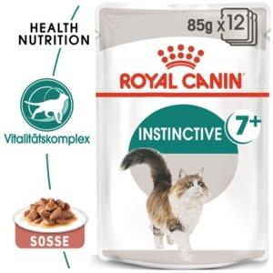 Royal Canin Instinctive 7+ 12x85g in Soße