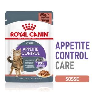 Royal Canin Appetite Control Sterilised in Soße 12x85g