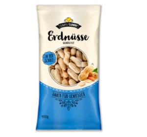 SIMPLY SUNNY Erdnüsse in der Schale