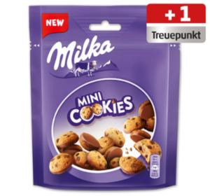 MILKA Mini Cookies oder OREO Crunchies