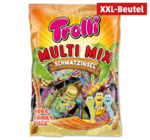 TROLLI Multi Mix Schatzinsel